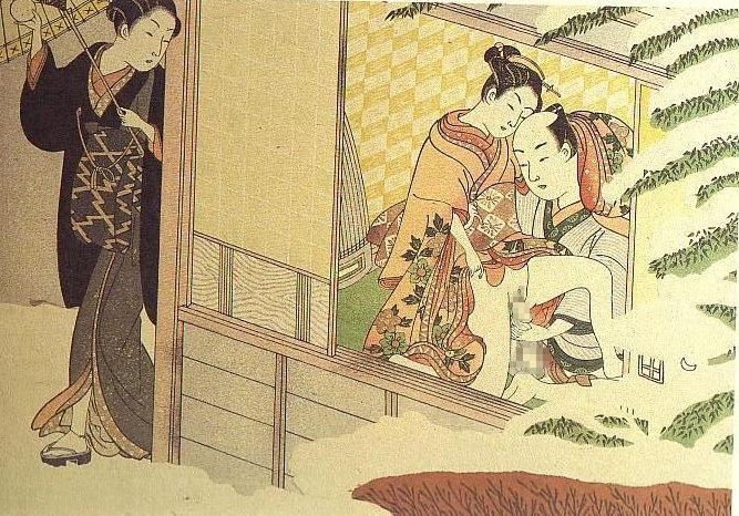 江戸時代のエロ12