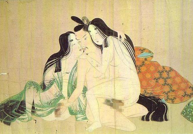 江戸時代のエロ15