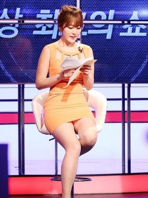韓国女子アナ3
