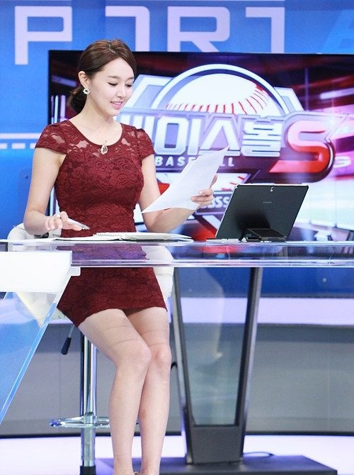 韓国女子アナ9