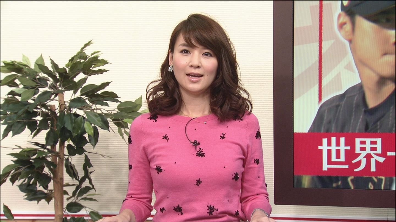 テレ東 秋元玲奈アナ6