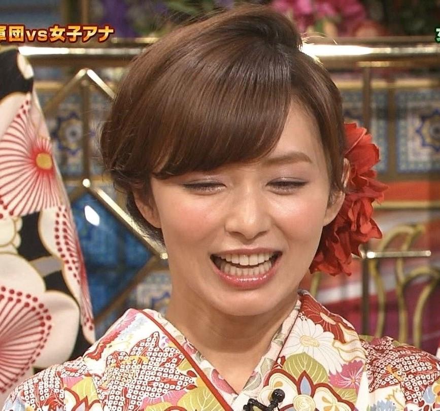 伊藤綾子アナ顔2