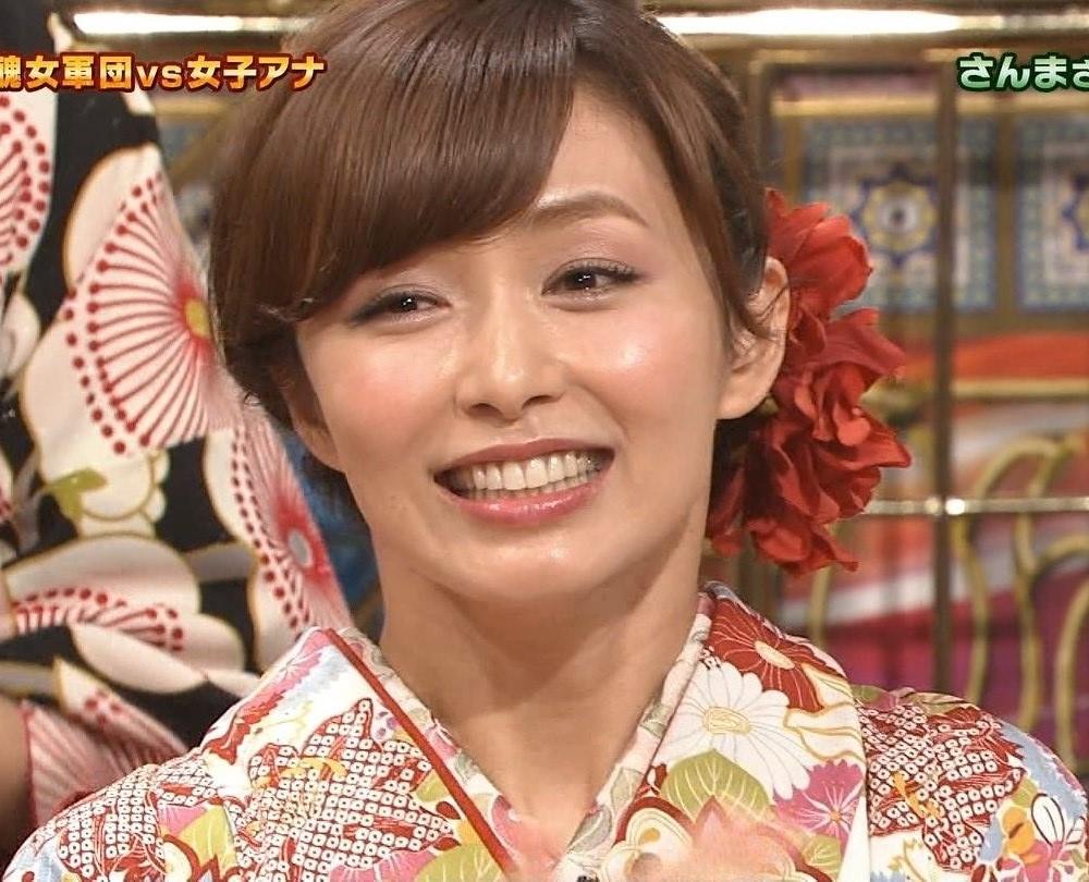 伊藤綾子アナ顔19