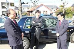 タクシー乗務社員募集中