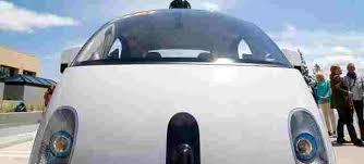時給2,000円超の自動運転車ドライバーをGoogleが募集中