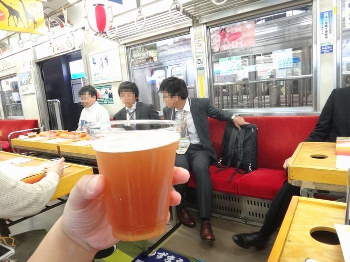 第2回ビール電車6