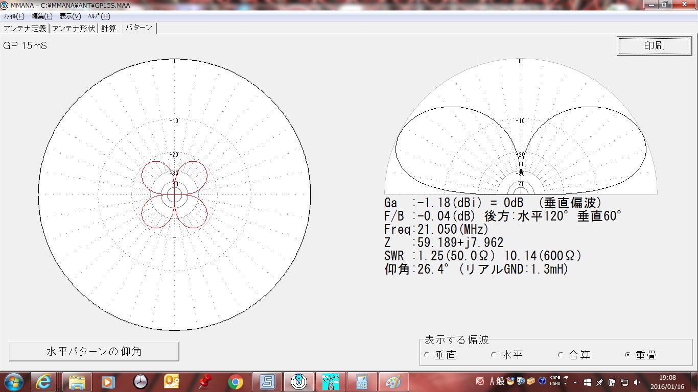 ギボシGP/15mパターン