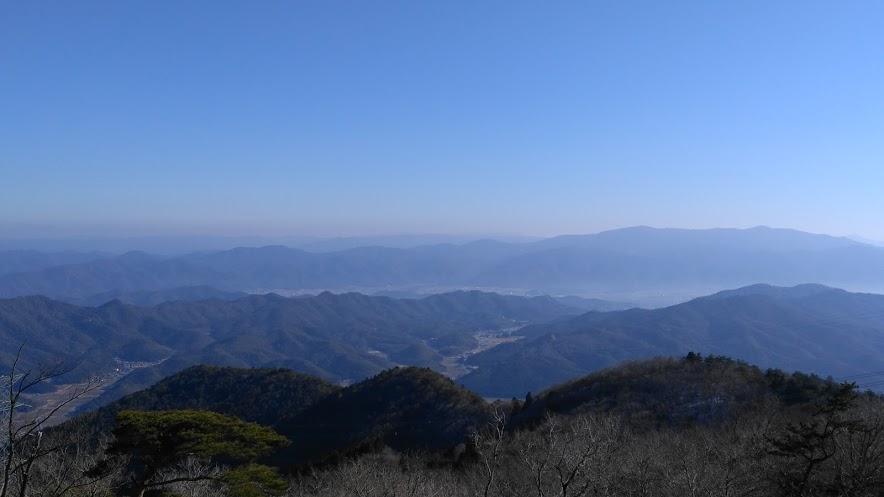 半国山/亀岡方面