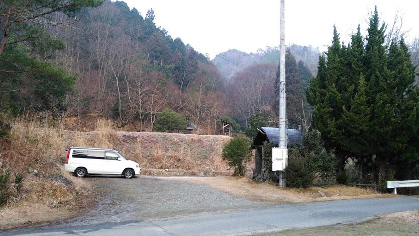 大船山/駐車場