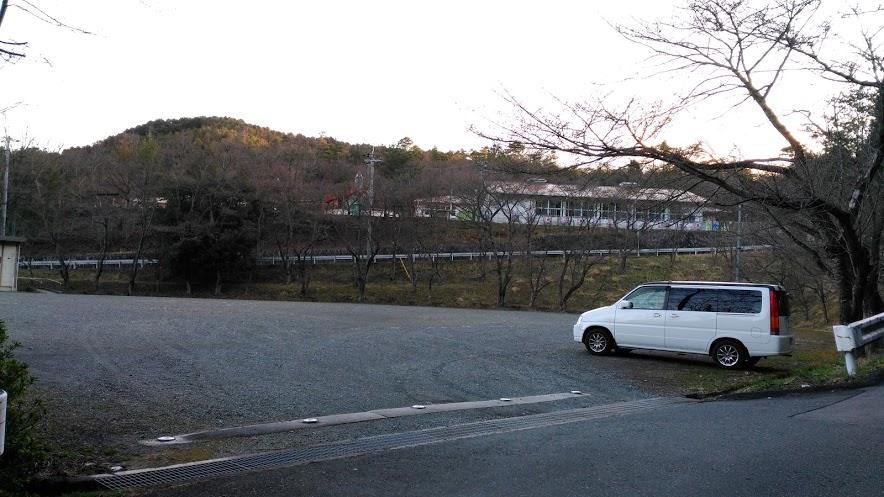 竜王山/駐車場