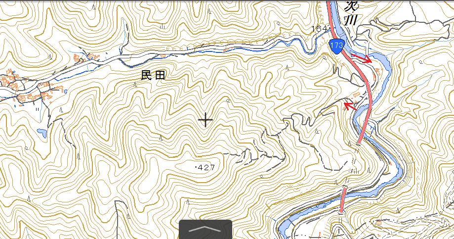 点427/地図