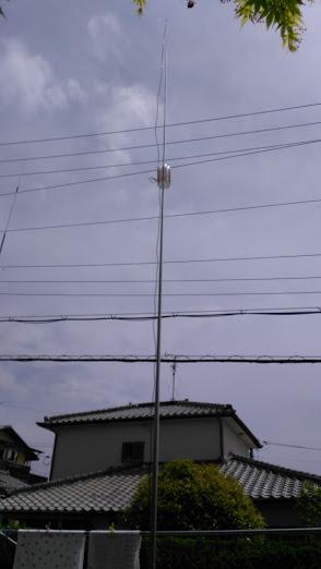 アンテナ/VCH