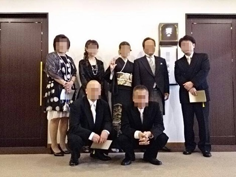 20151017結婚式