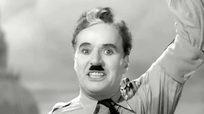 Chaplin_The Great Dictator_Let us all unite