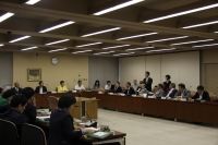 韓国大邱広域市東区議会の訪問