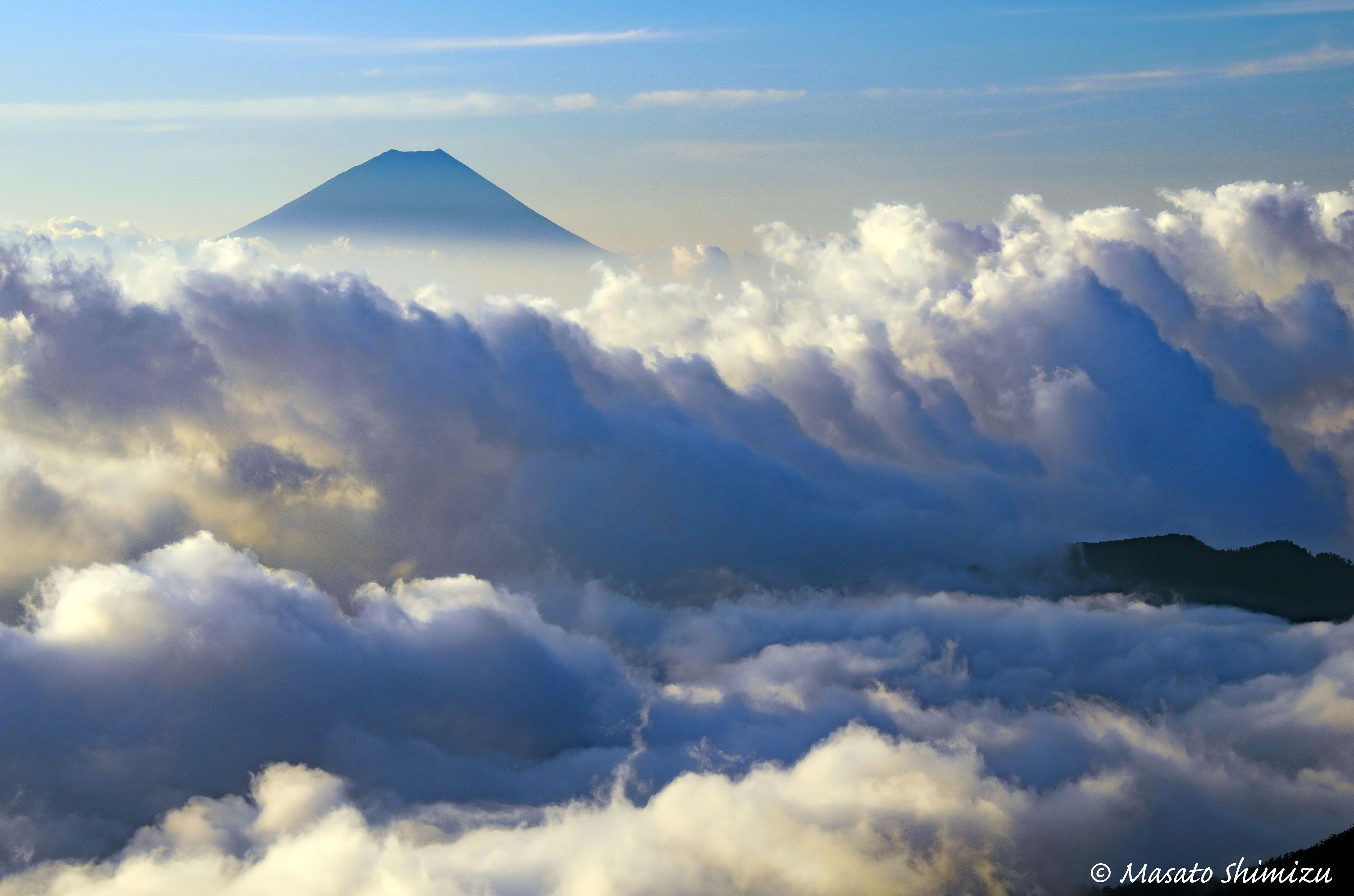 雲海祭り2