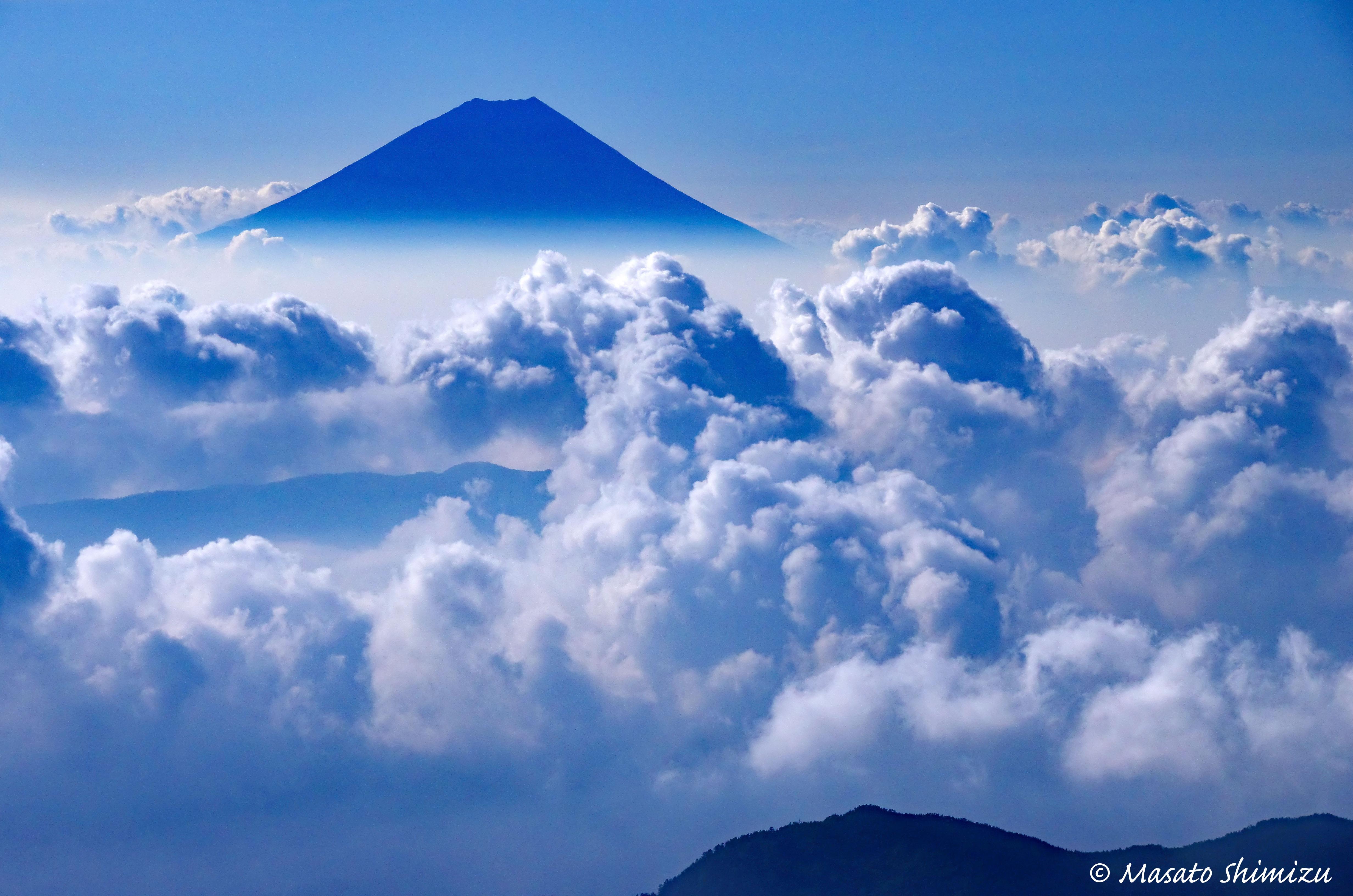 なごり富士