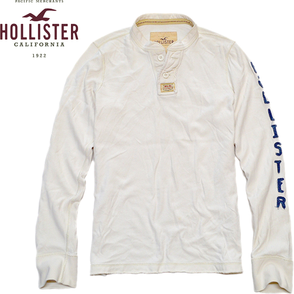 Hollisterホリスター画像ロンT@古着屋カチカチ02