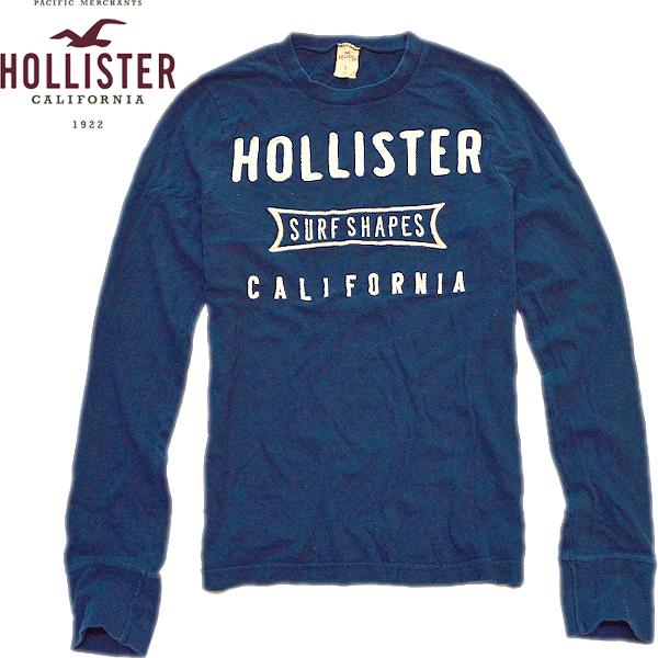 Hollisterホリスター画像ロンT@古着屋カチカチ04