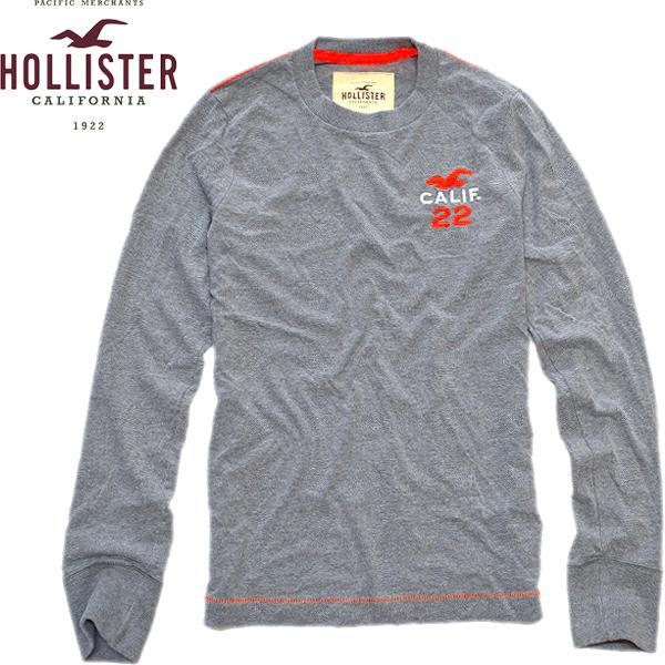 Hollisterホリスター画像ロンT@古着屋カチカチ05