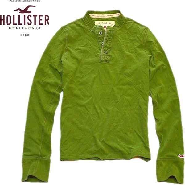Hollisterホリスター画像ロンT@古着屋カチカチ06