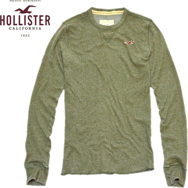 Hollisterホリスター画像ロンT@古着屋カチカチ07