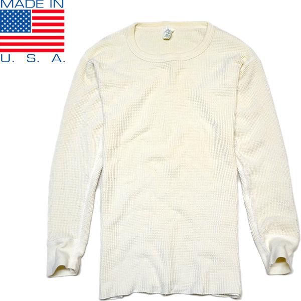USEDサーマルTシャツ画像@古着屋カチカチ02
