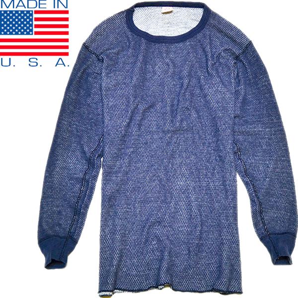 USEDサーマルTシャツ画像@古着屋カチカチ07