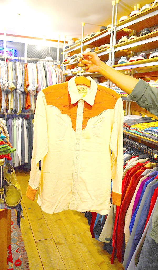 USED長袖柄物シャツ画像@古着屋カチカチ05