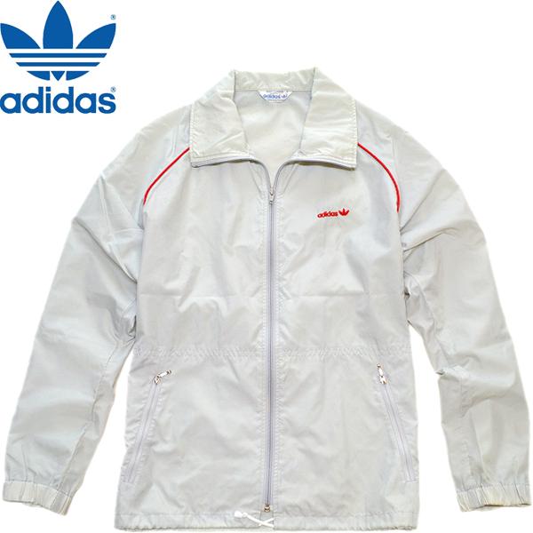 adidasアディダス画像ナイロンジャケット@古着屋カチカチ02