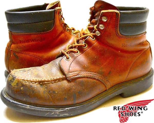 USEDレザーブーツ革靴画像@古着屋カチカチ01
