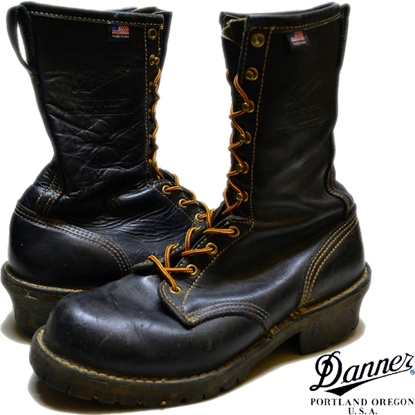 USEDレザーブーツ革靴画像@古着屋カチカチ02