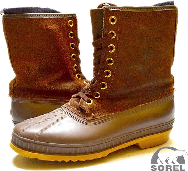 USEDレザーブーツ革靴画像@古着屋カチカチ06