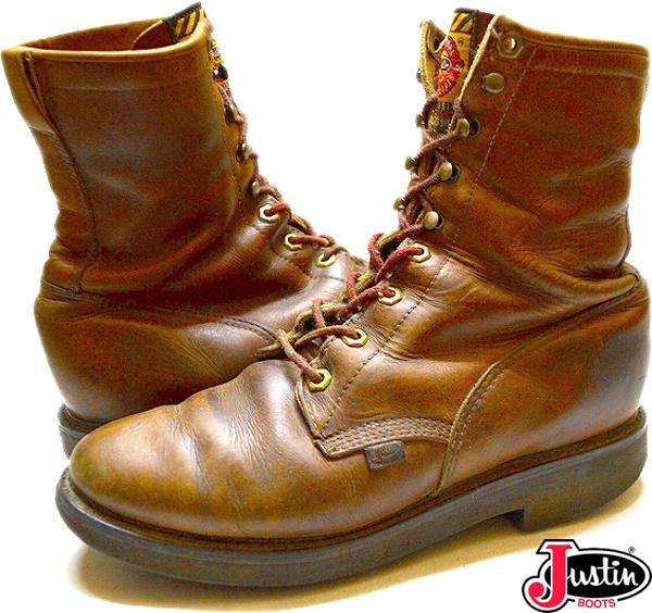 USEDレザーブーツ革靴画像@古着屋カチカチ07