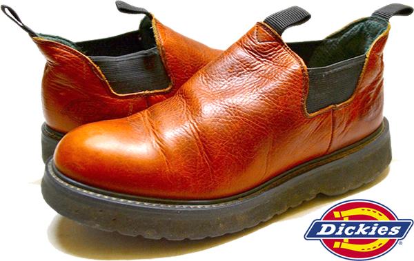 USEDレザーブーツ革靴画像@古着屋カチカチ010