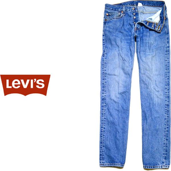 USEDリーバイス501ストレートジーンズ画像@古着屋カチカチ03