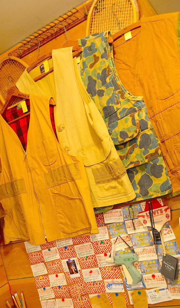 ショップ店内画像2015AW@古着屋カチカチ07