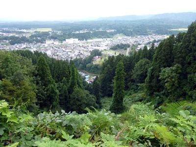 栃尾城12