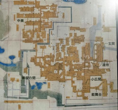 仙台城二の丸御殿