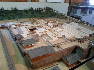 松山城二之丸復元