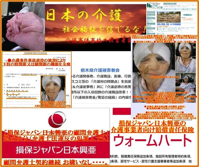 栃木県介護被害者会 mixi