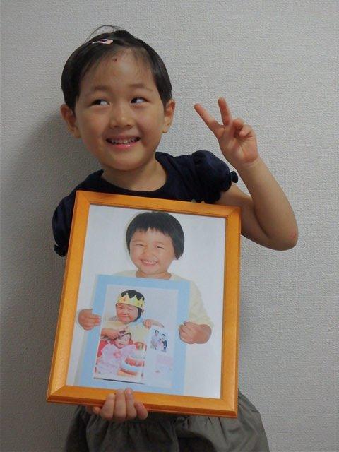 4歳誕生日間近