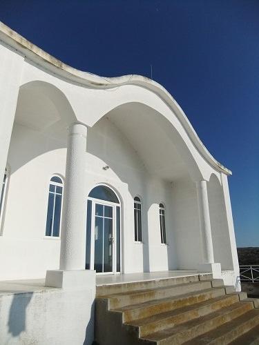 リムノス_港を見下ろす教会 (2)