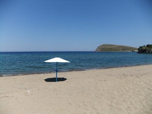リムノス_ロメイコス・ヤロスのビーチ (2)