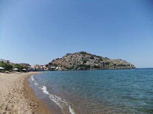 リムノス_ロメイコス・ヤロスのビーチ (4)