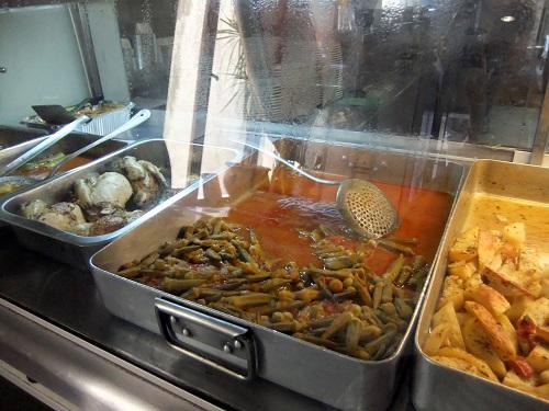 リムノス_ミリナ「プラタノス」で昼食 (1)