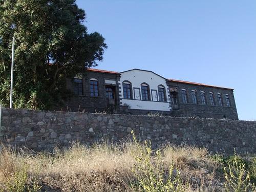 アギオス・エフストラティオスを散策 (2)