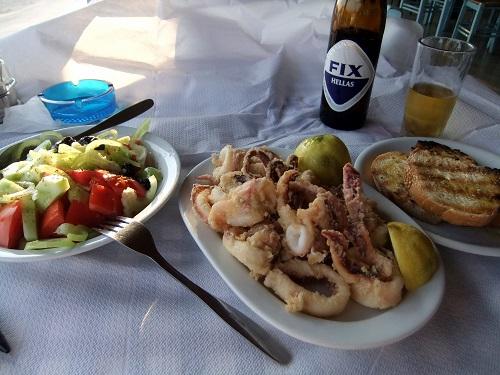 アギオス・エフストラティオスの夕食 (2)
