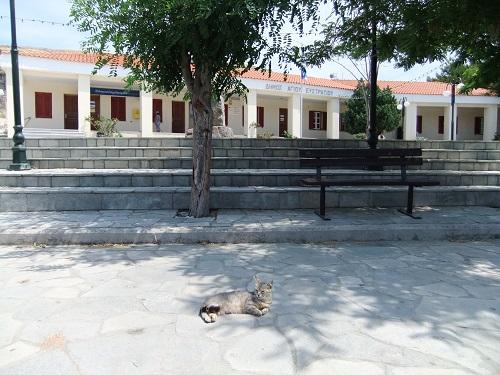 アギオス・エフストラティオス広場