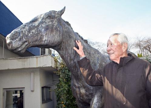 【競馬】オグリキャップの馬主・小栗孝一氏が死去
